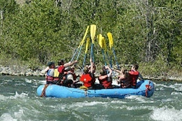 River Rafting Trips